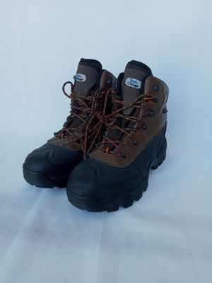 Steel toe works boots for Sale in Hialeah, FL