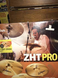 Zildjian Cymbal Set (NEW‼️) for Sale in Yakima,  WA