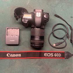 EOS Cannon 60d for Sale in Corona,  CA