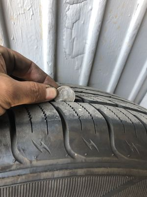 5 Jeep Wrangler Wheels and Tires 90% new for Sale in San Diego, CA