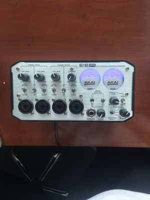 AKAI EIE Pro Audio Interface for Sale in Elgin, IL