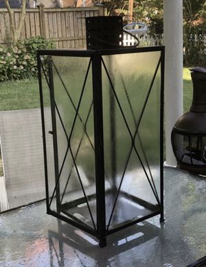 Hanging glass garden box for Sale in Arlington, VA