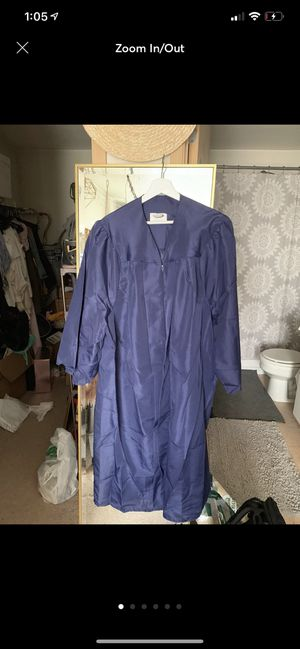 Graduation Gown + Cap for Sale in Hillsboro, OR