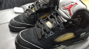 Nike air Jordan 5 size 6.5 great condition for Sale in Chicago, IL