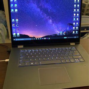 15in Lenovo Laptop Flipable, 4k display, GeForce, Core i7 for Sale in Torrance, CA