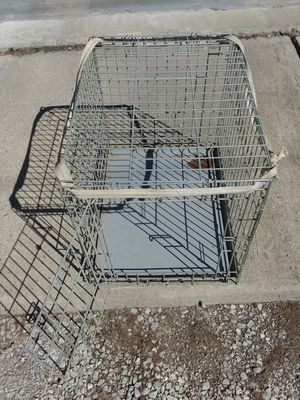 Dog Wire Crate Kennel Collapsible for Sale in Chicago, IL