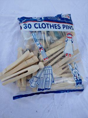 Arts clothespins $1 for Sale in Stockton, CA