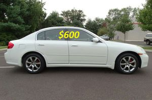 🎁💲6OO I'am selling URGENT!Super2005 Infiniti G35 🍁Runs and drives great.🎁 for Sale in Dallas, TX
