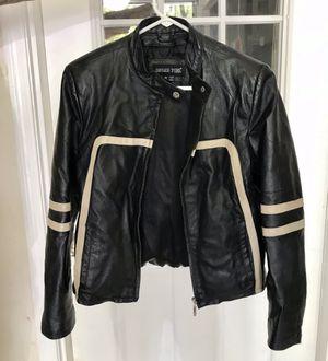 Oscar Piel Women's Leather Jacket for Sale in Annandale, VA