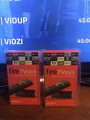 Firestick with kodi for Sale in Detroit, MI