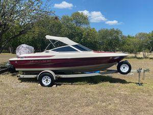 1997 1700 SR Maxum boat (17 ft.) with Maxum trailer. for Sale in San Antonio, TX