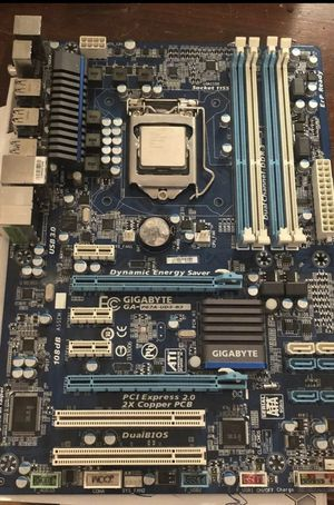 I5-3550 with motherboard for Sale in Joint Base Lewis-McChord, WA