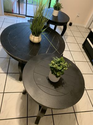 Black tables for Sale in Pembroke Pines, FL
