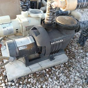 Various Pool Pumps Like Pentair Jandy Sta Rite Hayward for Sale in Las Vegas, NV
