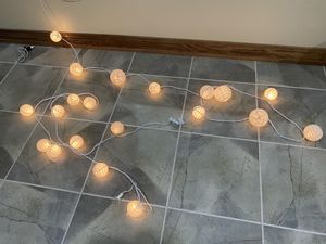 Ball String Lights - Room Decor for Sale in Franklin Park, IL
