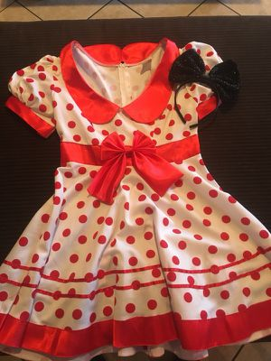Minnie costume for Sale in San Diego, CA