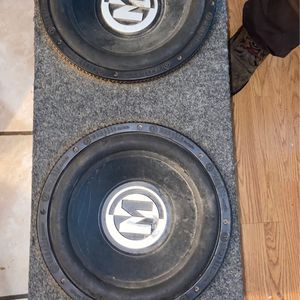 Memphis 12 Subwoofers for Sale in Gresham, OR