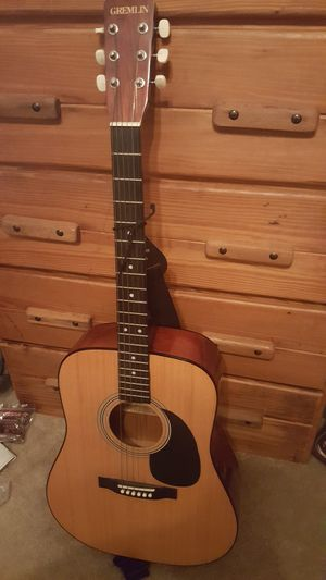 Acoustic guitar for Sale in Spring, TX