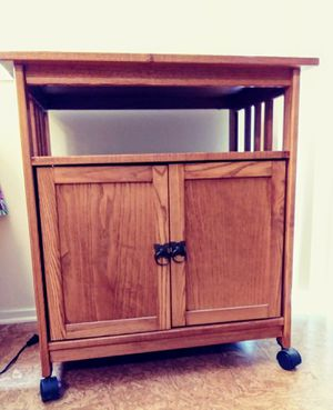 LL Bean Mission Style Media Cabinet for Sale in Oakland, CA