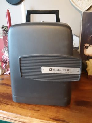 Vintage Bell & Howell Autoload Movie Projector for Sale in Savona, NY