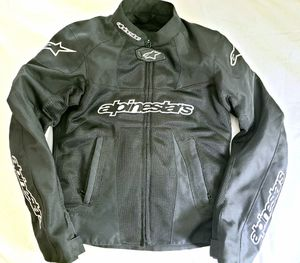 Alpinestars Stella women's motorcycle jacket sz small for Sale in Las Vegas, NV