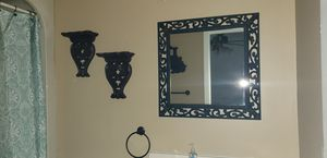 Mirror with shelves for Sale in Homestead, FL