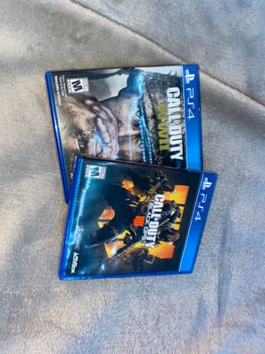 Ps4 games for Sale in Fort Worth, TX