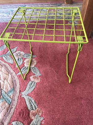 Green rack for Sale in Gaithersburg, MD