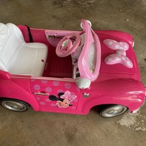 Minnie Mouse 6V Car for Sale in Hudson, FL
