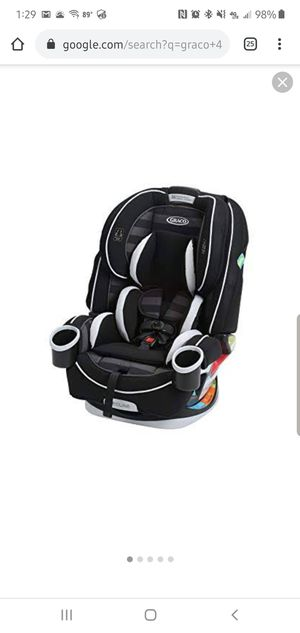 Graco 4 ever convertible carseat for Sale in West Palm Beach, FL