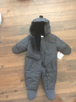 New infant snowsuit cost. Waterproof - size 3/6 months for Sale in AZ, US