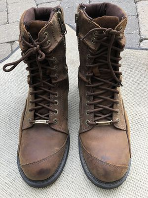 Harley-Davidson Motorcycle Boots size13 for Sale in S HARRISN Township, NJ