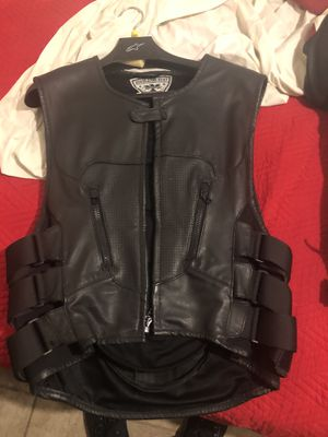 Icon leather vest. for Sale in Westminster, CA
