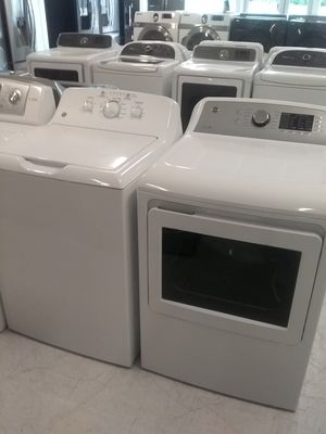 Ge washer and dryer used good condition 90days warranty for Sale in Mount Rainier, MD