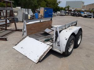 Trailer 8' for Sale in Dallas, TX