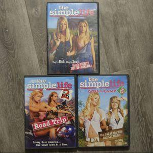 TV Show - The Simple Life - Paris Hilton Reality Show for Sale in Longmont, CO