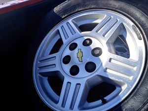 Factory 17 inch tires and wheels for Sale in San Antonio, TX