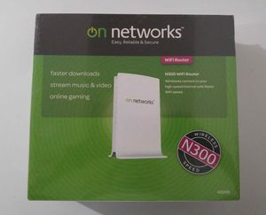 Brand new wifi router n300 for Sale in Fairfax, VA