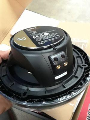 Infinith kappa 6.5 inch speakers for Sale in Fontana, CA