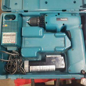Makita Cordless Drill Set for Sale in Fillmore, CA