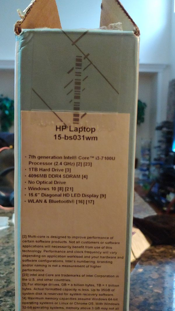 HP 15 Laptop PC