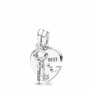 PANDORA CHARM NEW 925 SILVER TO NECKLACE OR BRACELET for Sale in Germantown, MD