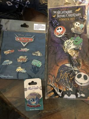 Disney pins for Sale in El Cajon, CA