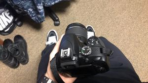 Nikon D3400 w/ 18-55mm and 70-300mm Lens bundle for Sale in National City, CA