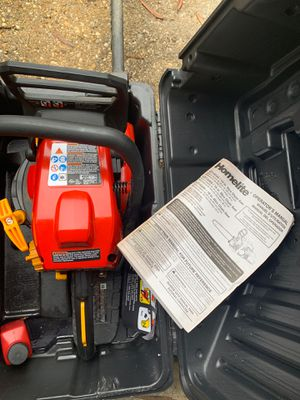 Gas chain saw for Sale in Kettering, MD