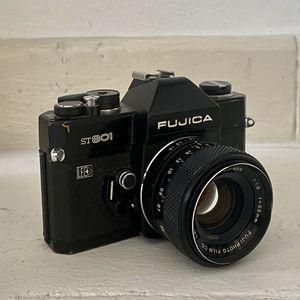 Vintage 1970s Fujica 35mm Film Camera for Sale in San Dimas, CA