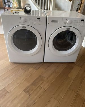 Washing machine and chest freezer for Sale in Sioux Falls, SD