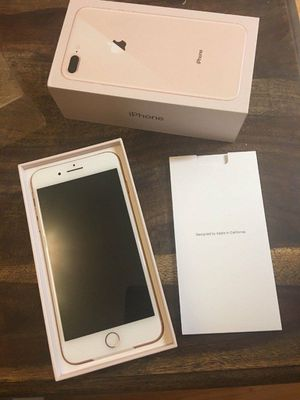 iPhone 8 cash app payment only for Sale in Rinard Mills, OH