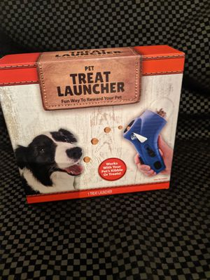 Dog treats launcher for Sale in Fort Pierce, FL
