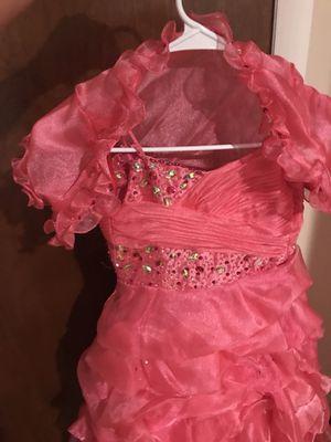 Flower girls dress for Sale in Ypsilanti, MI